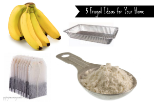 5 Frugal Ideas