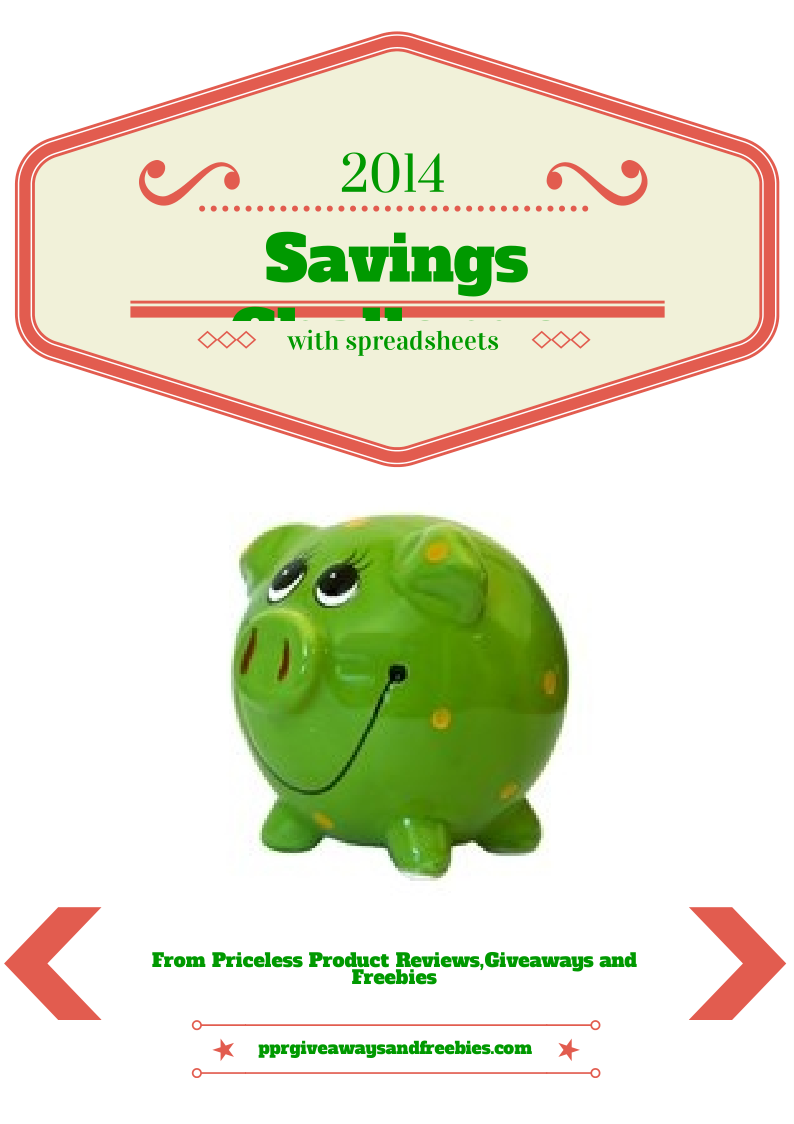 2014 Easy Savings Challenge