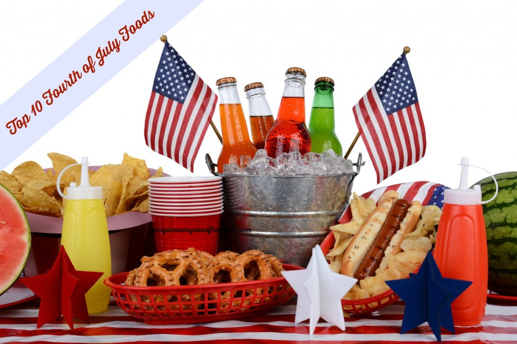 Top 10 Fourth of July Foods