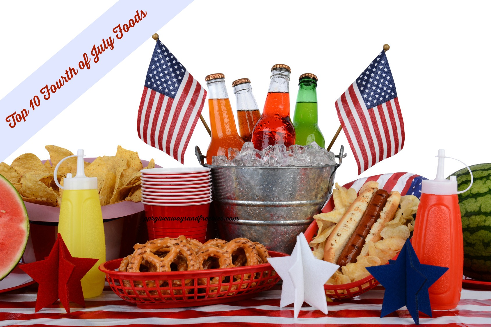 Top 4th of July Foods