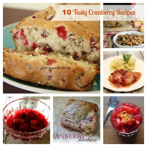 tasty cranberry recipes