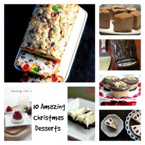 10 Amazing Christmas Desserts