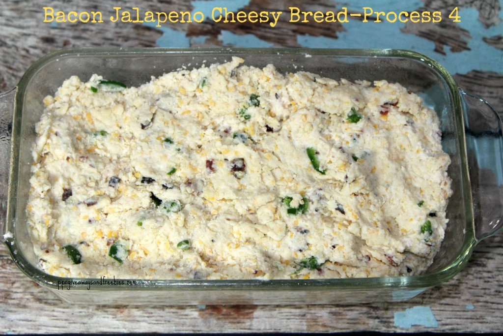 Bacon Jalapeno Cheesy Bread- Process 4