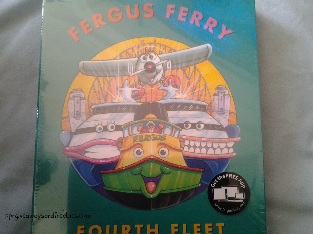 Fergus Ferry Fourth Fleet Front Cover