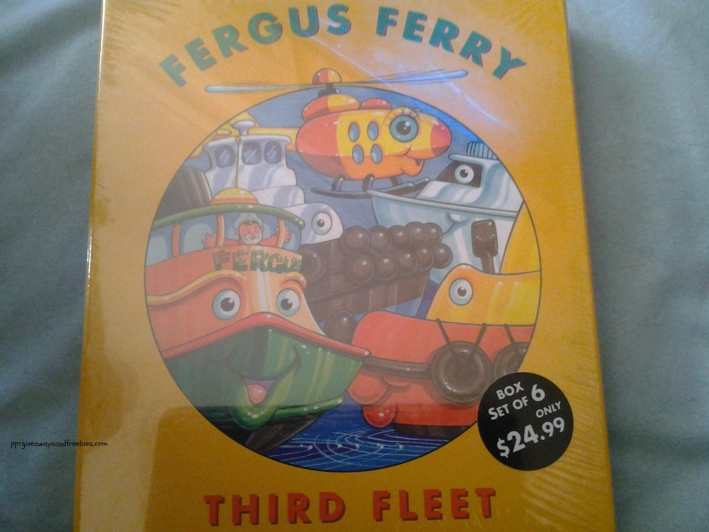 Fergus Ferry Third Fleet Front Cover