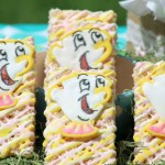 Beauty and the Beast-Chip Rice Krispie Treats