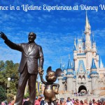 5 Once in a Lifetime Experiences at Disney World