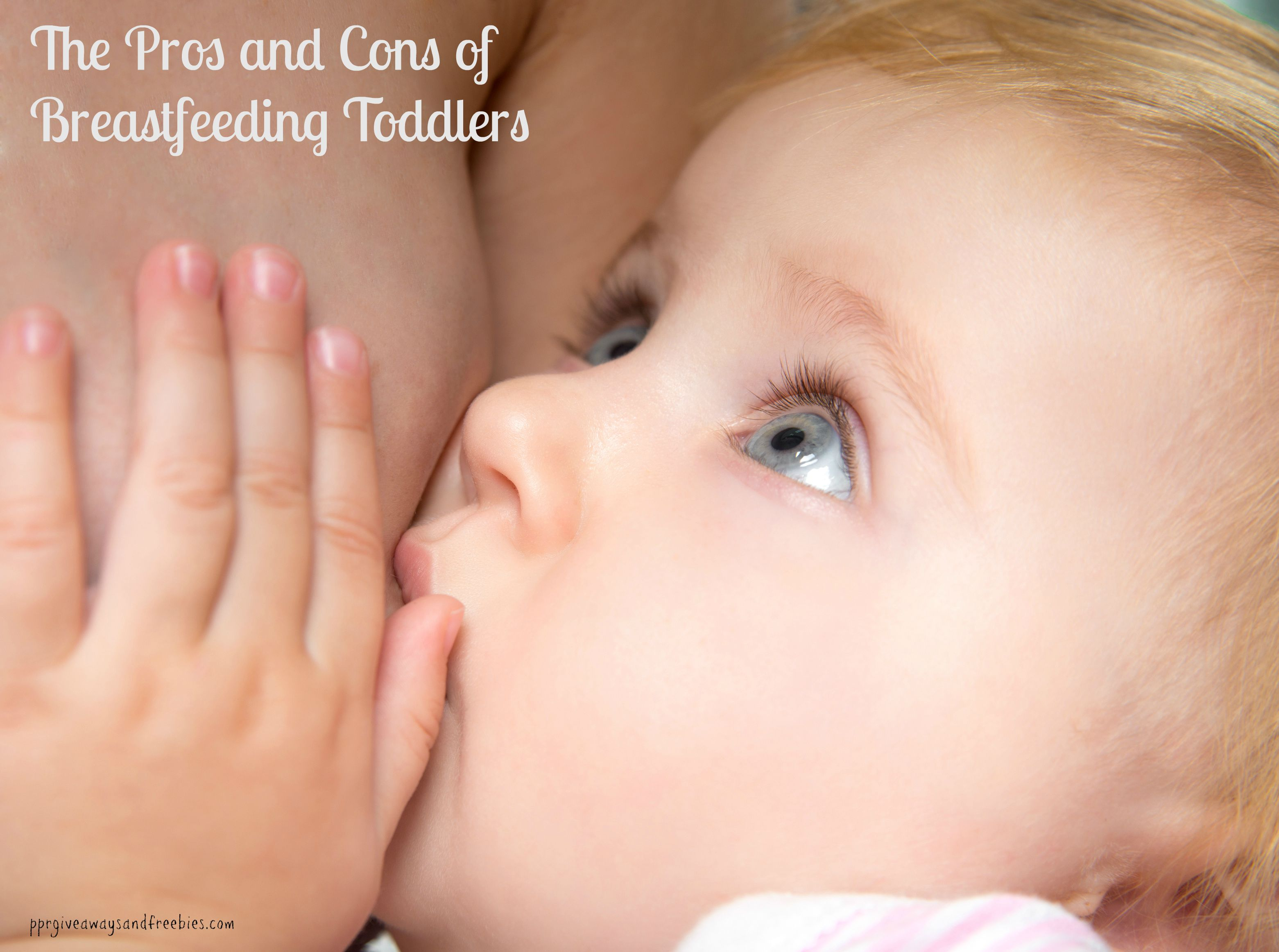 The Pros and Cons of Breastfeeding Toddlers