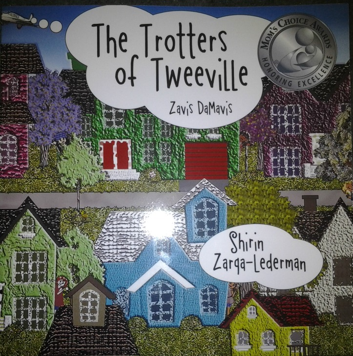 Zavis DaMavis The Trotters of Tweeville