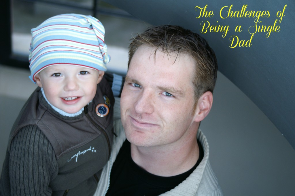 The Challenges of Being a Single Dad