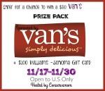 Help from Vans