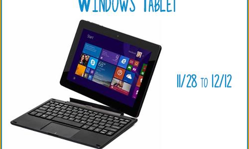 Nextbook Flexx 10 2-in-1 Windows Tablet Giveaway