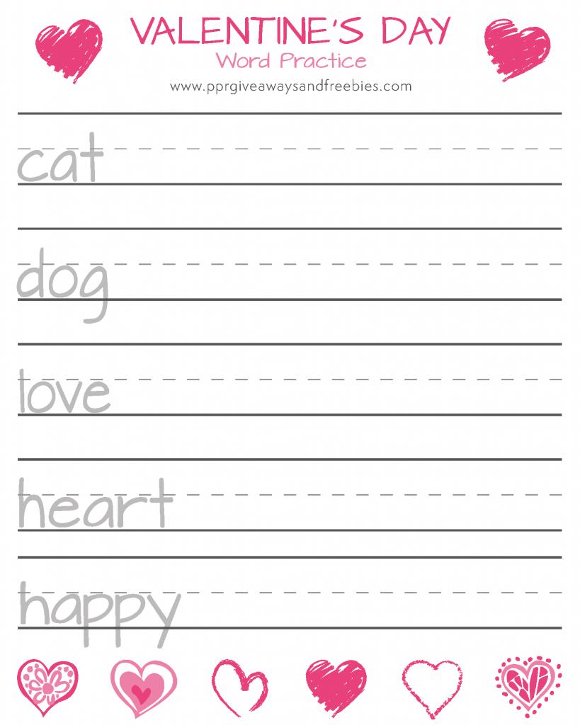 Kids Activity Set-6-writing