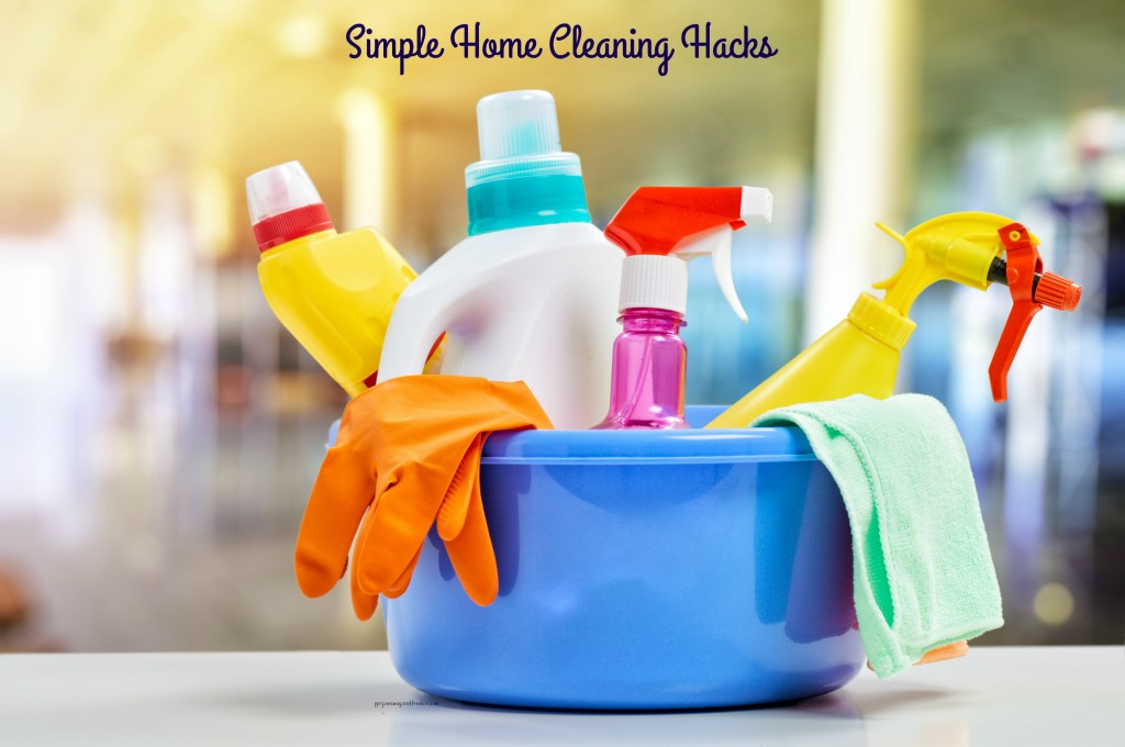 Simple Home Cleaning Hacks