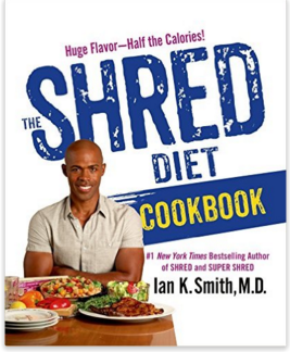 The Shred Diet Cookbook-New Year's Resolution and Weight Loss