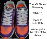 Therafit Shoes Giveaway-Arielle Shoes