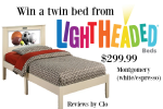 Lightheads Bed Giveaway