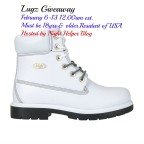 Night Helper's Lugz Giveaway