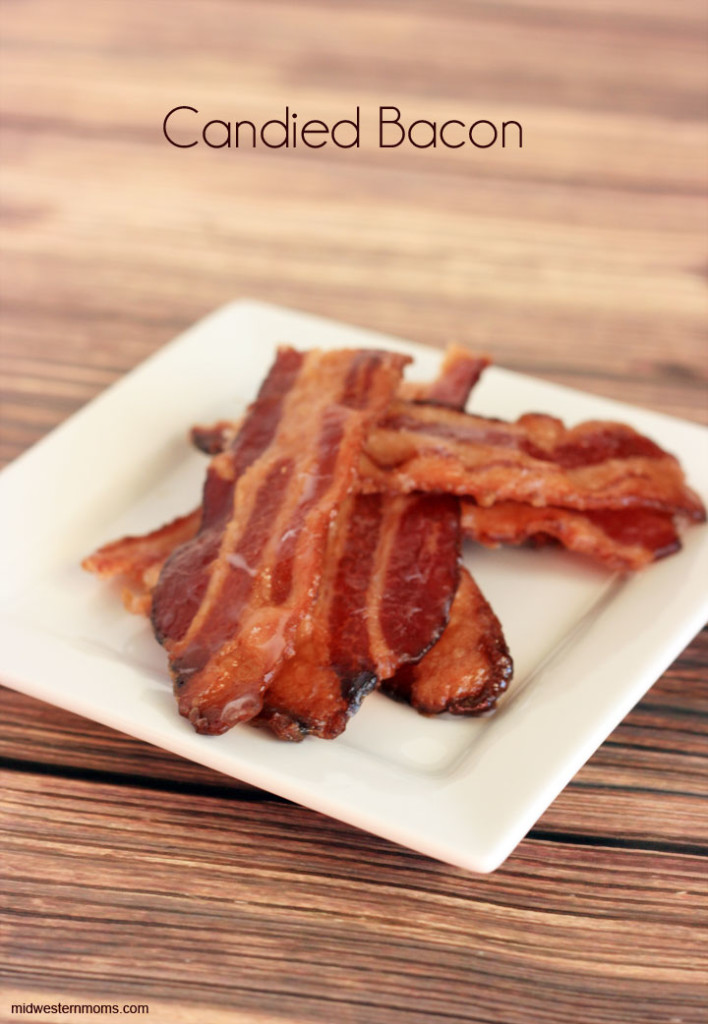 Candied Bacon- 27 Bacon Recipes That Are Terrific