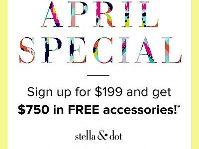 Stella & Dot Stylist Opportunity