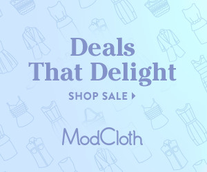 ModCloth's Memorial Day Sale
