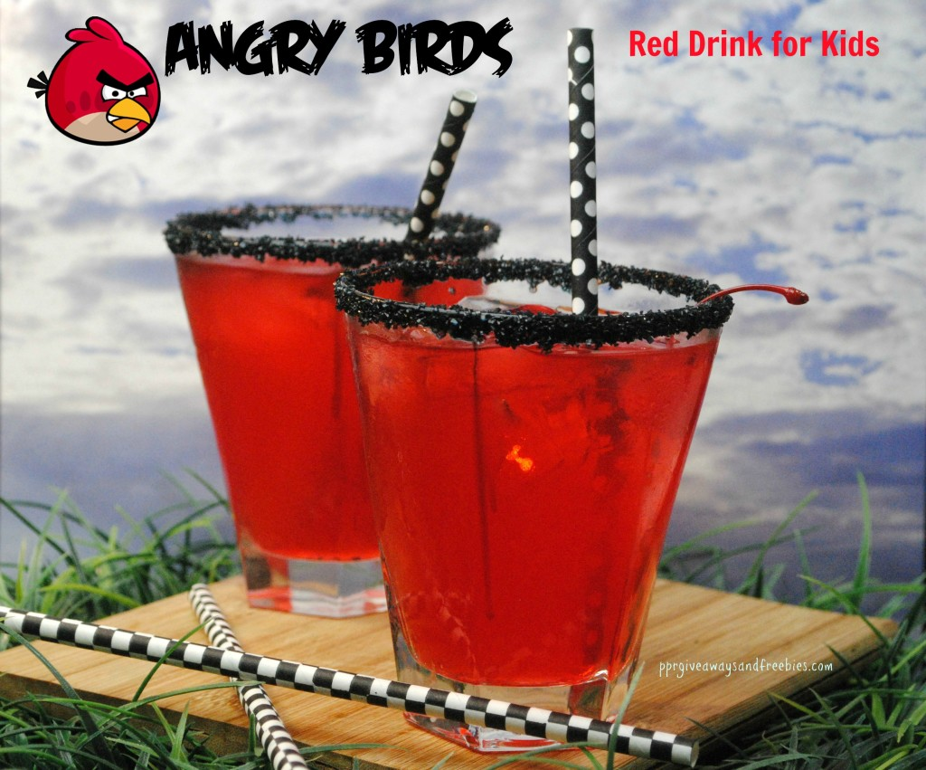 Angry Birds-Red Drink for Kids 2