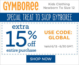 Global Gymboree-Gymboree Has Gone Global