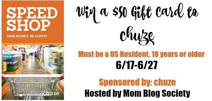 Chuze App $50 Gift Card