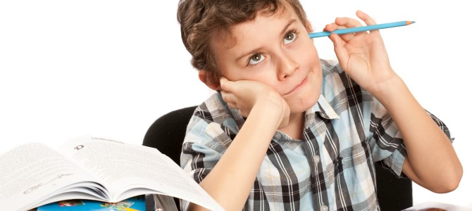 Homework Help for the Child That is Easily Distracted