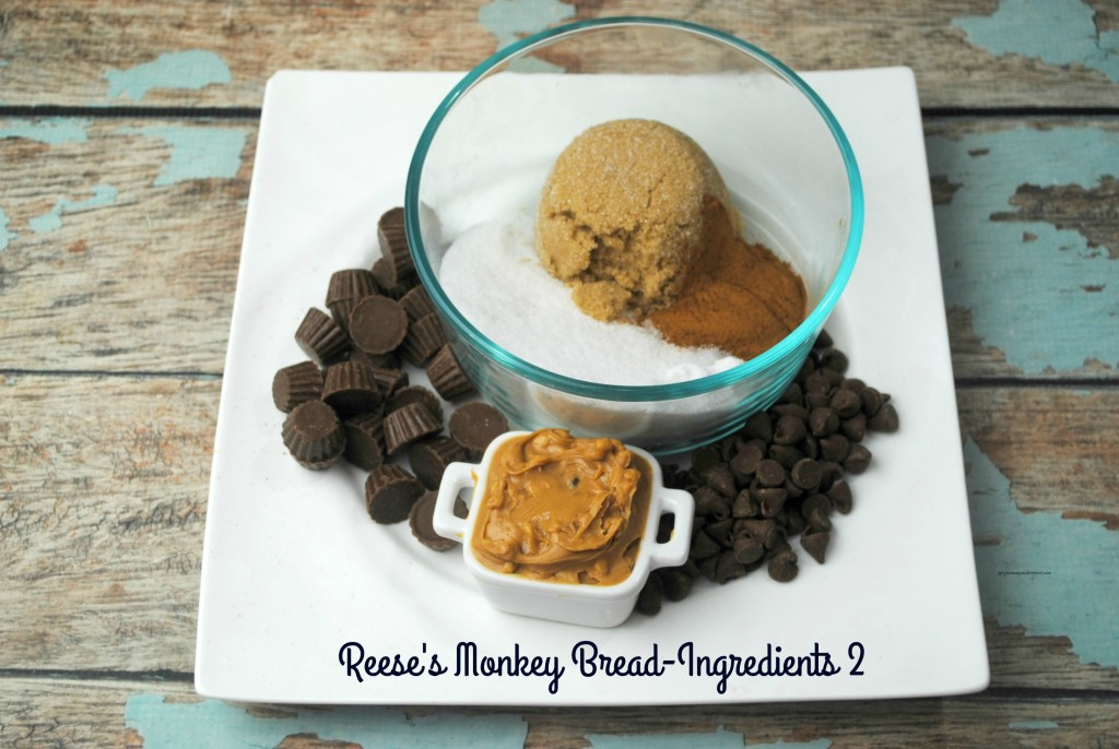 Reese's Monkey Bread-Ingredients 2