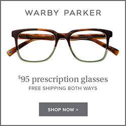 Warby Parker's Going International!