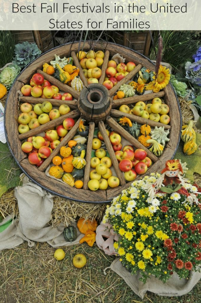 Best Fall Festivals in the United States for Families- Apple Harvest