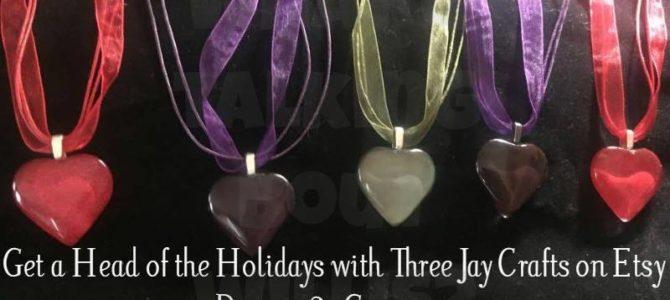 Three Jays Crafts Giveaway