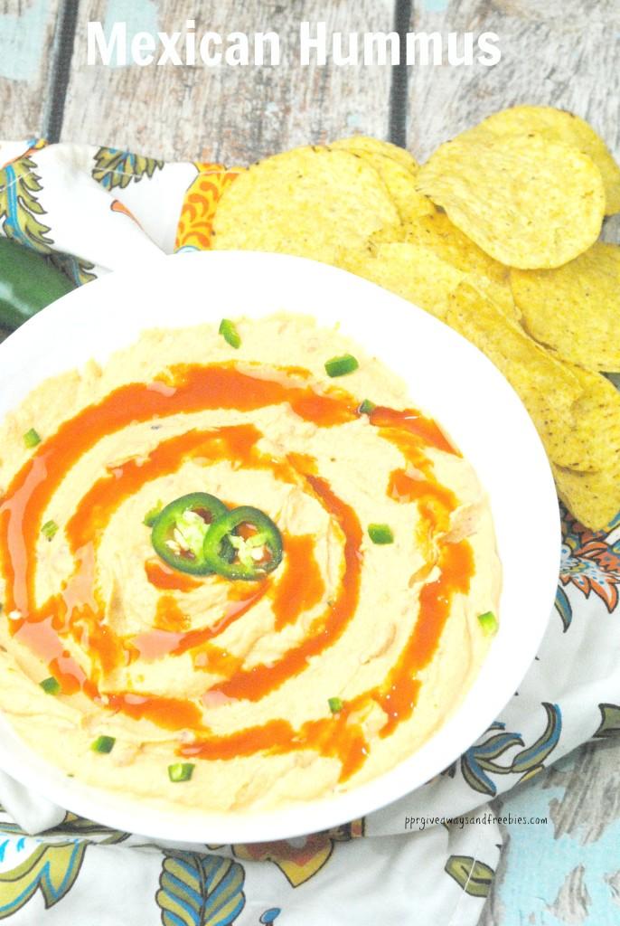 Mexican Hummus