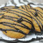 Pumpkin Spice Mocha Latte Cookies