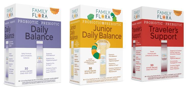 Family Flora Daily Balance