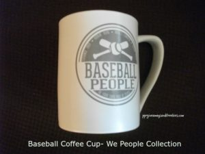 Baseball Coffee Mug- We People Collection-Pavilion Gift