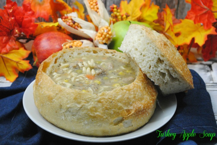 Turkey Apple Soup