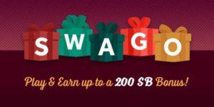 Swago Unwrap Your SB Bonus
