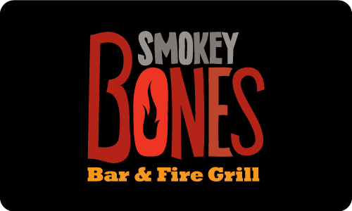 $100 Smokey Bones Bar & Fire Grill Gift Card Giveaway