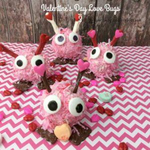 Valentine's Day Love Bugs 3