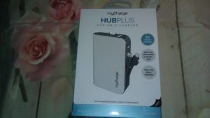 myChargeHubPlus Portable Battery Charger