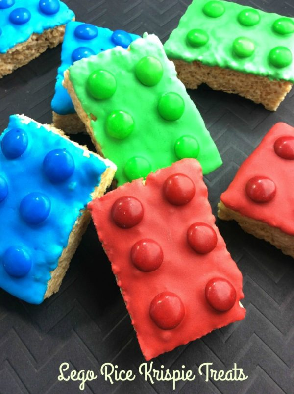Lego Rice Krispie Treats 2 RS