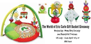 The World of Eric Carle Gift Basket Giveaway