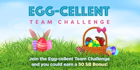 Egg-cellent Team Challenge