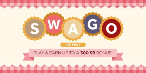 May Swago Pie Fest Is Here