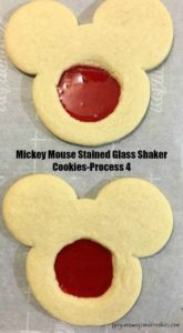 Mickey Mouse Stained Glass Shaker Cookies-Process 4