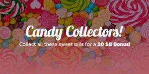 Candy Collectors June's Collector's Bills