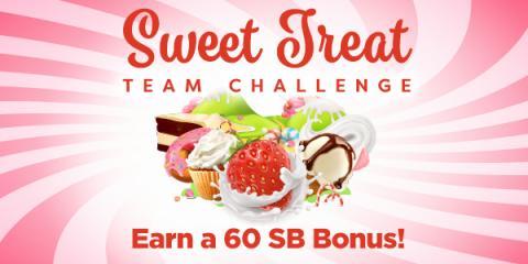 Sweet Treat Team Challenge