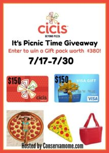 Cicis Picnic Fun Giveaway